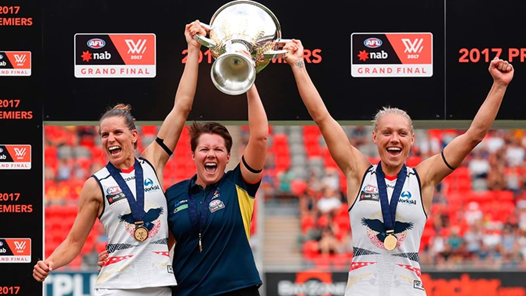 New AFLW Guidelines For 2018