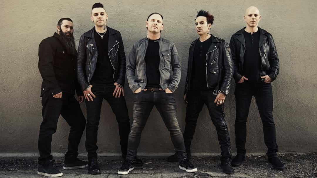 Stone Sour Announce Extra Date On Aussie Tour