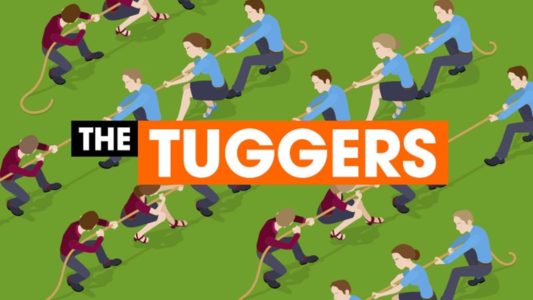Win your spot in our Ultimate Origin Tug of War