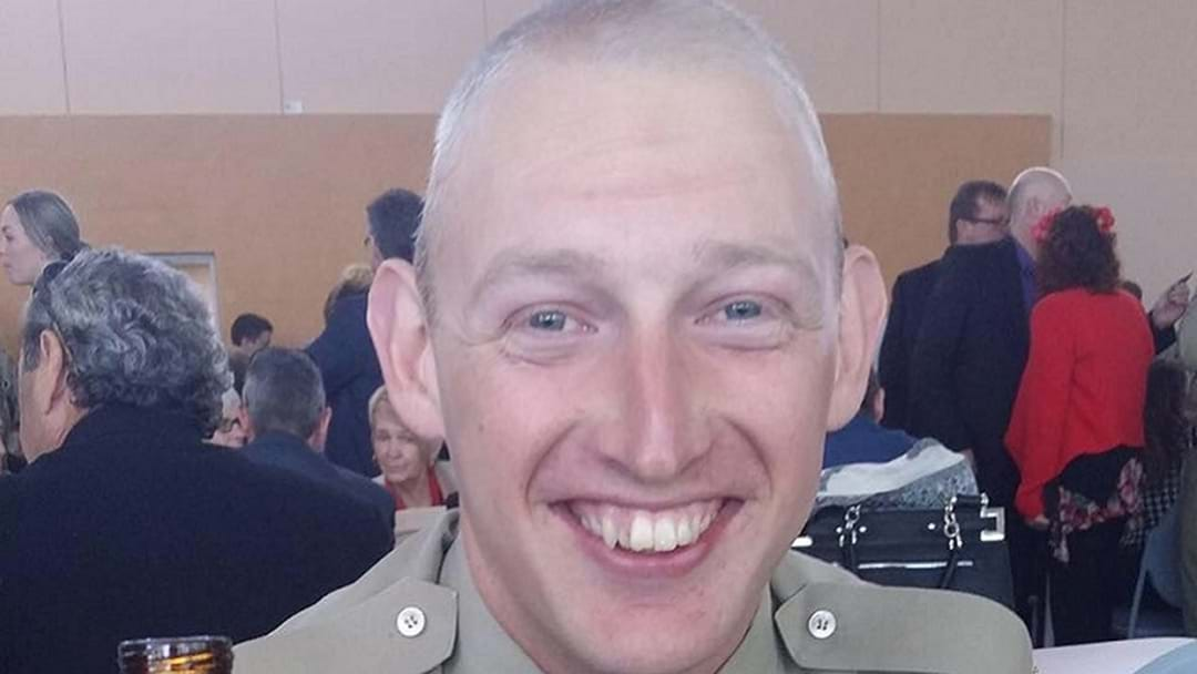 Aussie Solider Killed At Training Identified