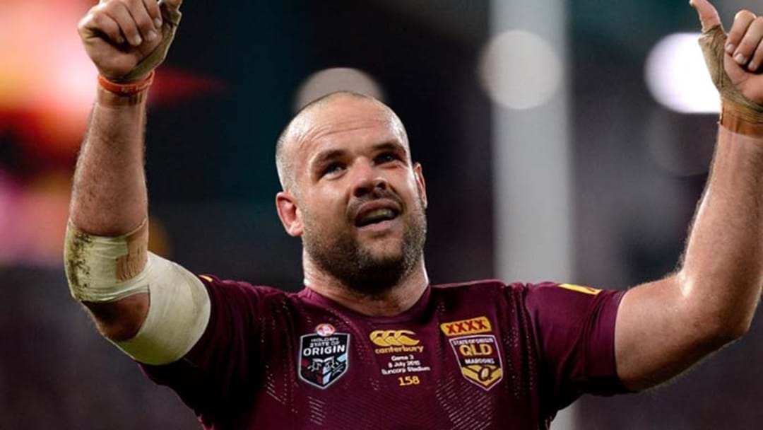 Gorden Tallis Says Nate Myles' Service To QLD Shouldn't Be Understated