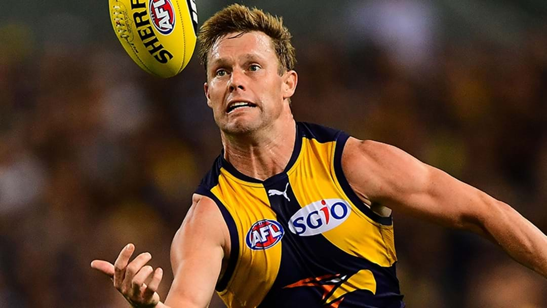 Sam Mitchell Equals All-Time VFL/AFL Record