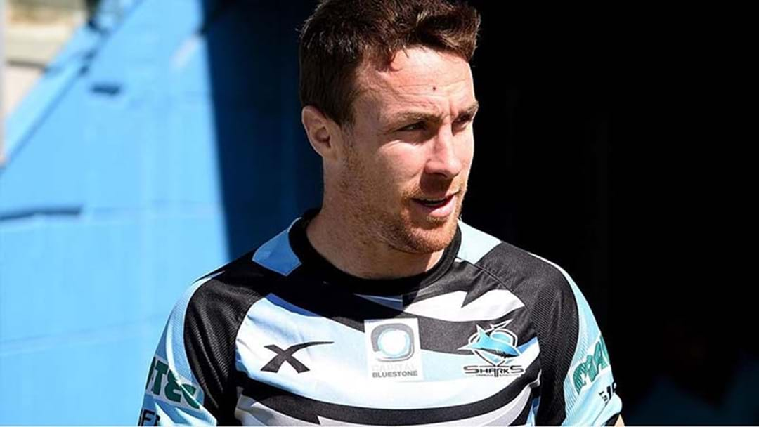 James Maloney Hesitant To Confirm He's Sticking Around The Sharks Next Year