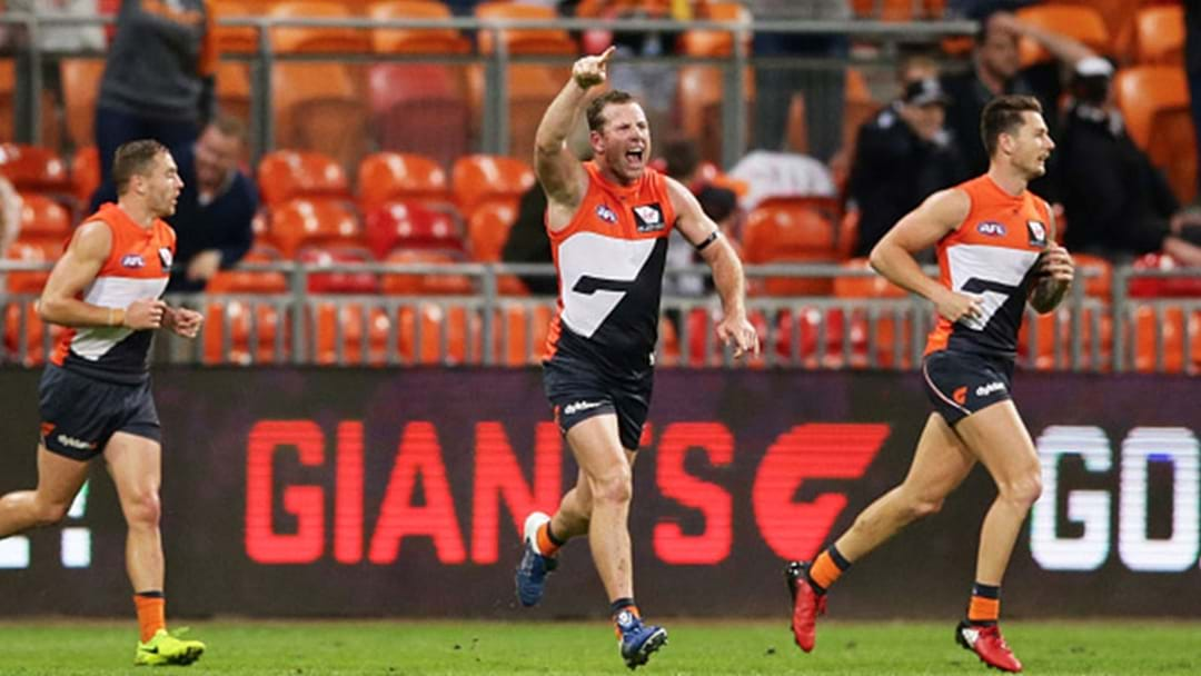 Stevie J Just Pulled Off An Outrageous Win For GWS