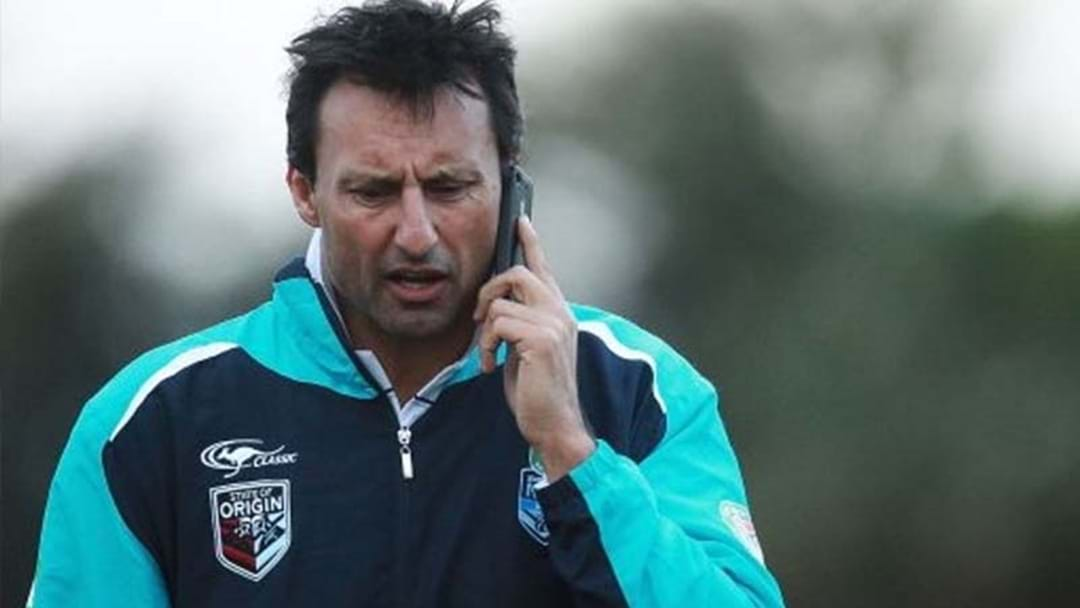 Laurie Daley Hopes To Name The First Unchanged NSW Team In 20 Years
