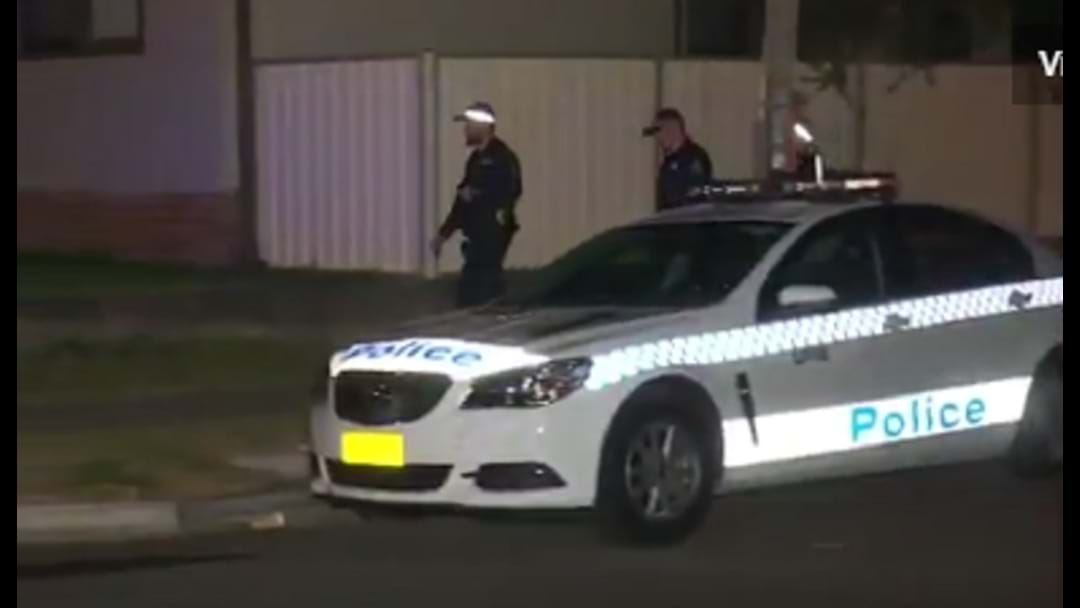 Man Gunned Down On Sydney Street