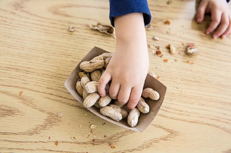 Two thirds of kids outgrow food allergies
