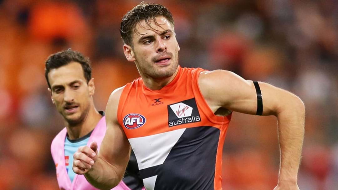 Stephen Coniglio Out For 10 Weeks