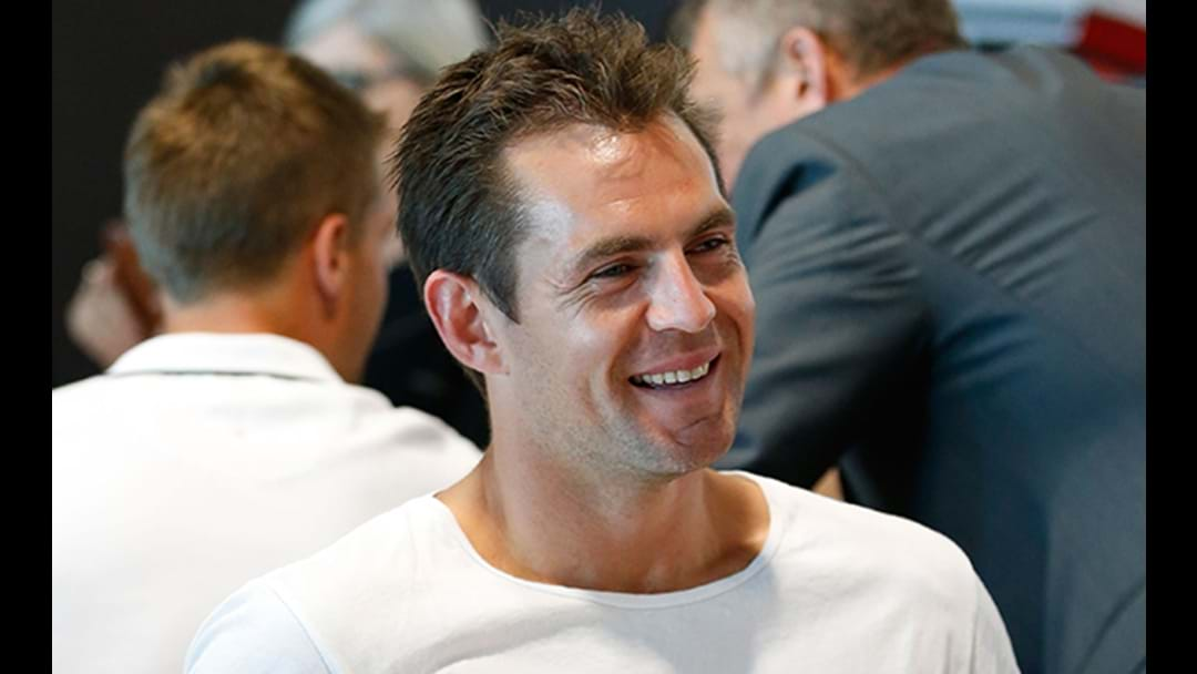 Luke Hodge Reveals His Next Sporting Goal After Footy