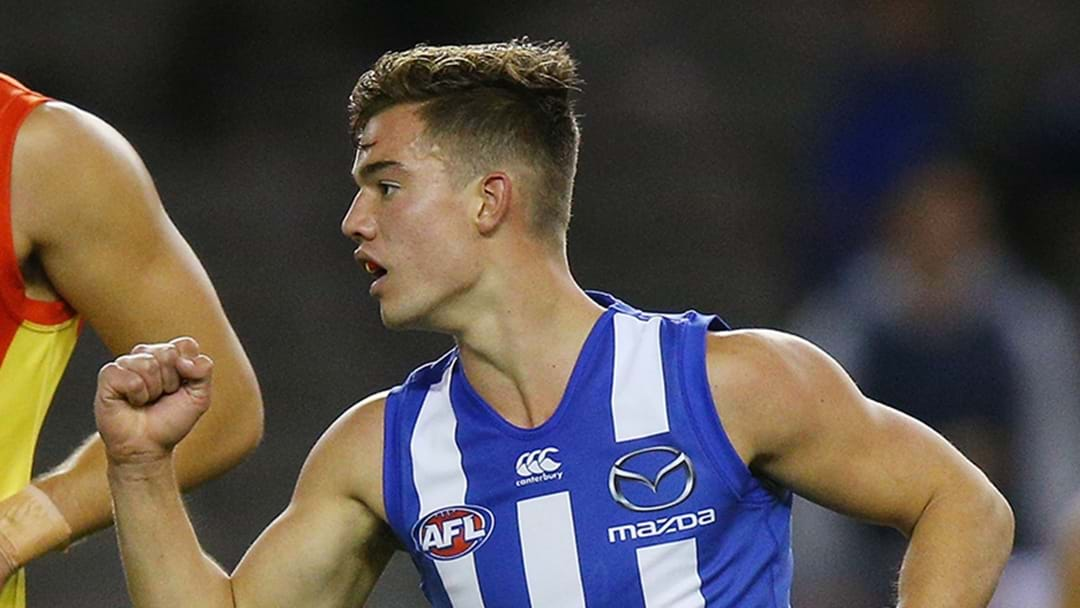 North Melbourne Forward Out For 6 Weeks