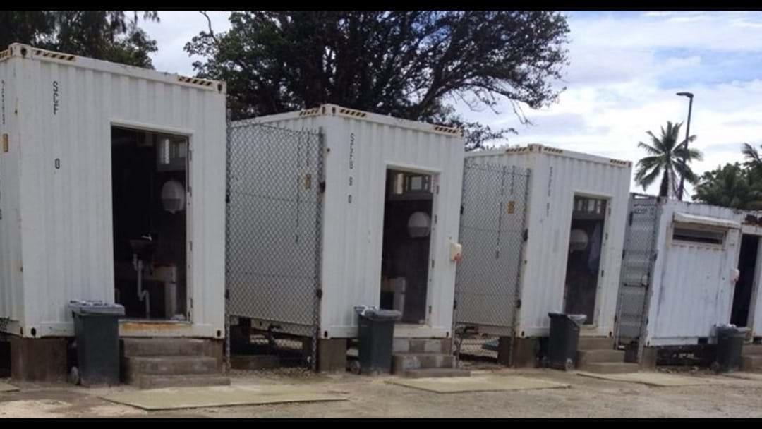Manus Island Detention Centre Demolition