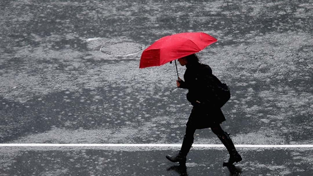 Brisbane Set For A Wet End To The Week