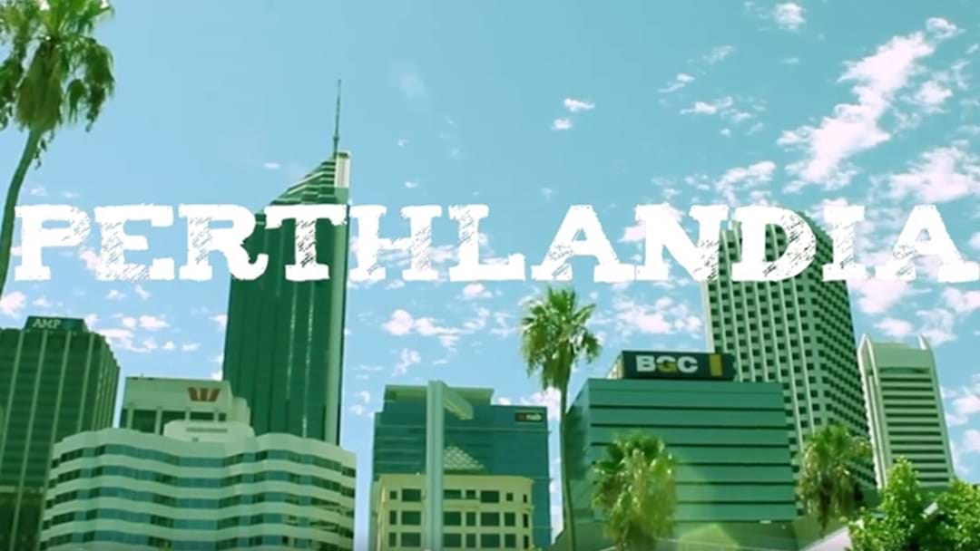 """Perthlandia"" Video Captures So Much Of Perth You Probably Haven't Seen Before"