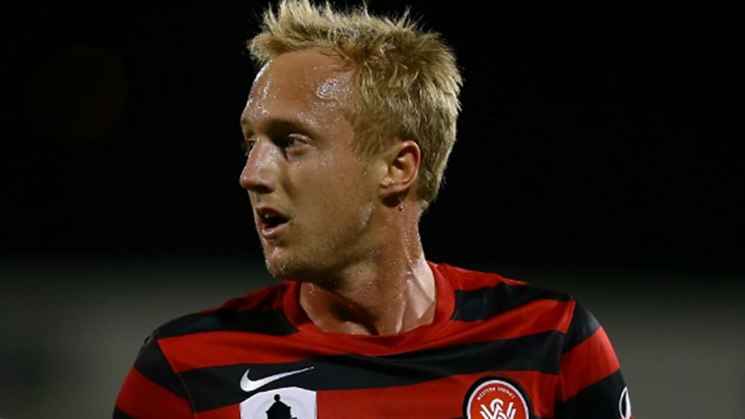 Western Sydney Wanderers Star Charged With Cocaine Possession