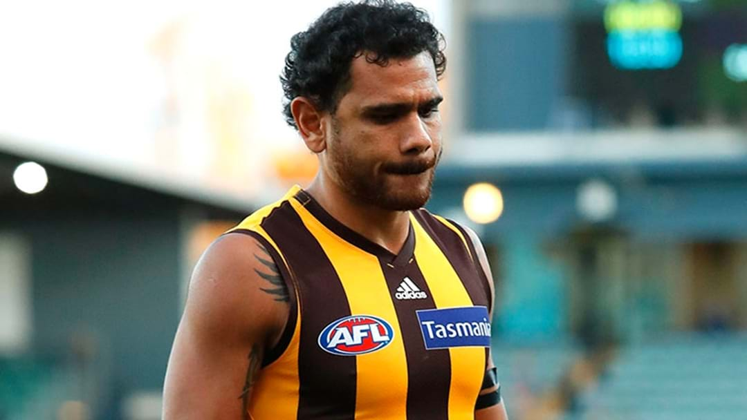Damo Fears Cyril May Never Play Again