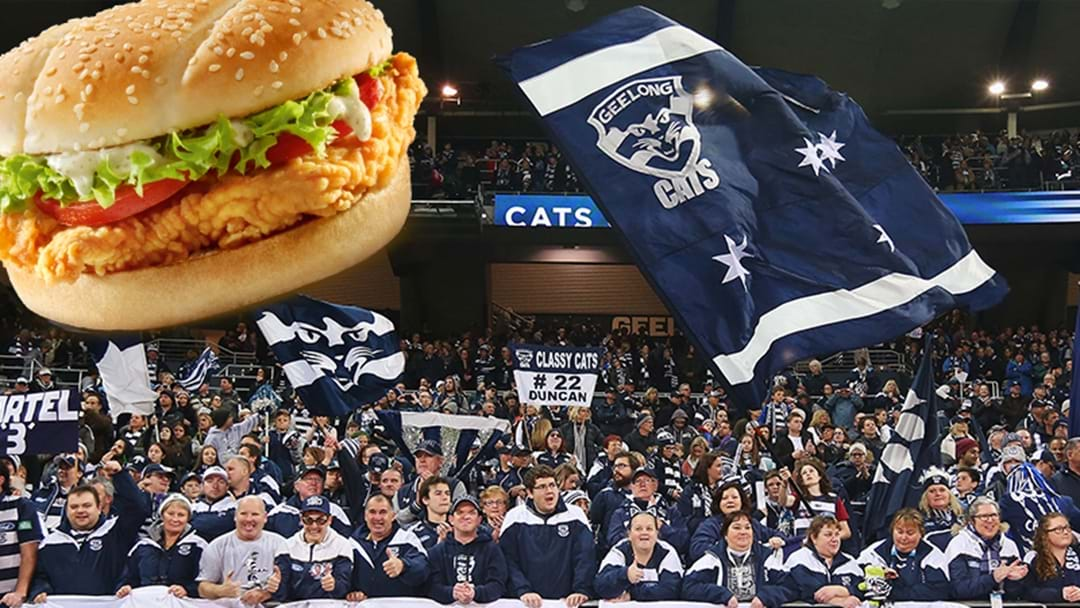 Geelong Introduce Incentive For Fans To Distract Opposition Forwards