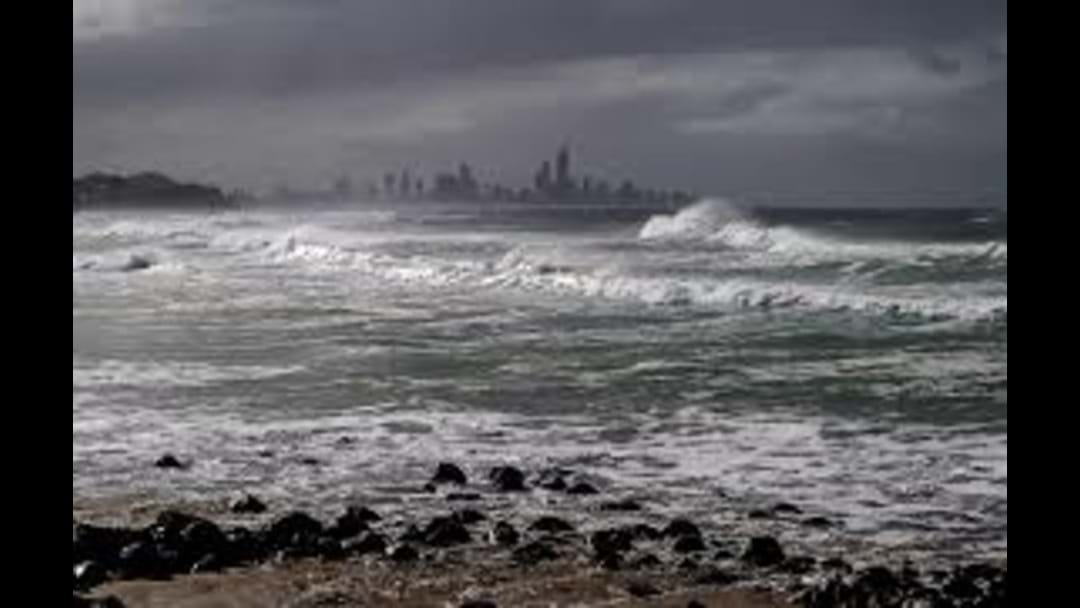 Seven news weather expert Paul Burt talks about the big wet coming our way