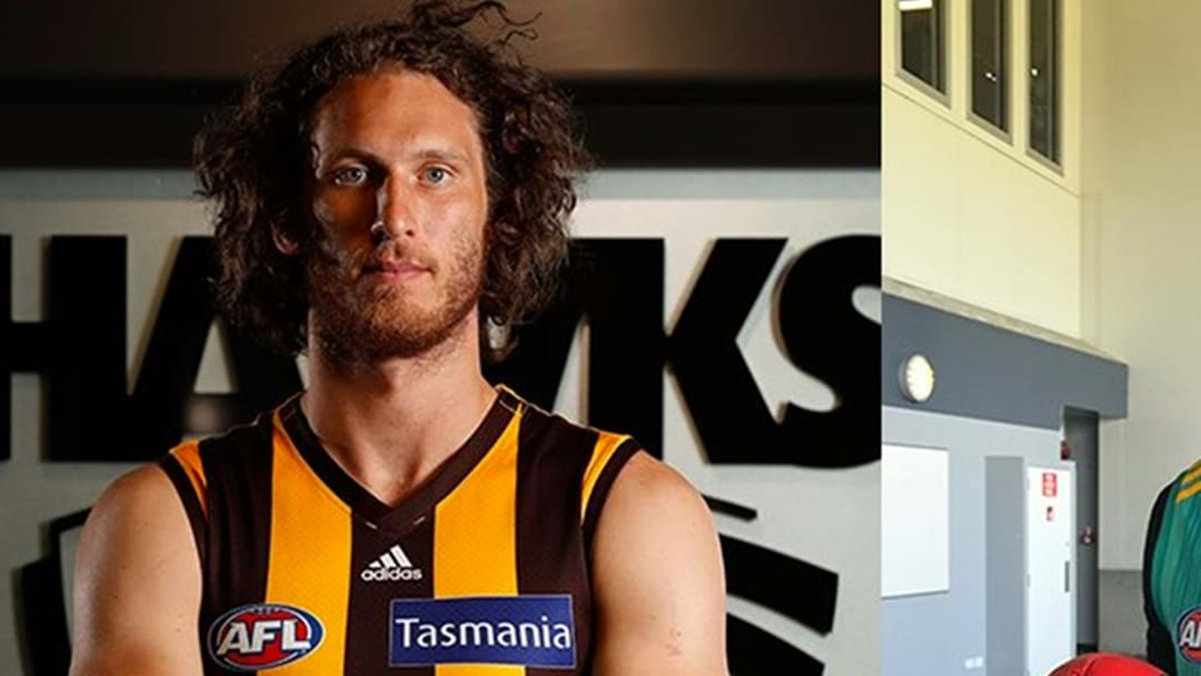 Ty Vickery Cut All His Hair Off