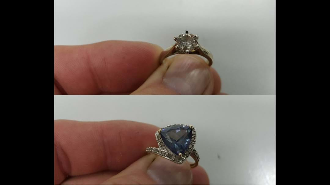 Do you know who owns these rings?