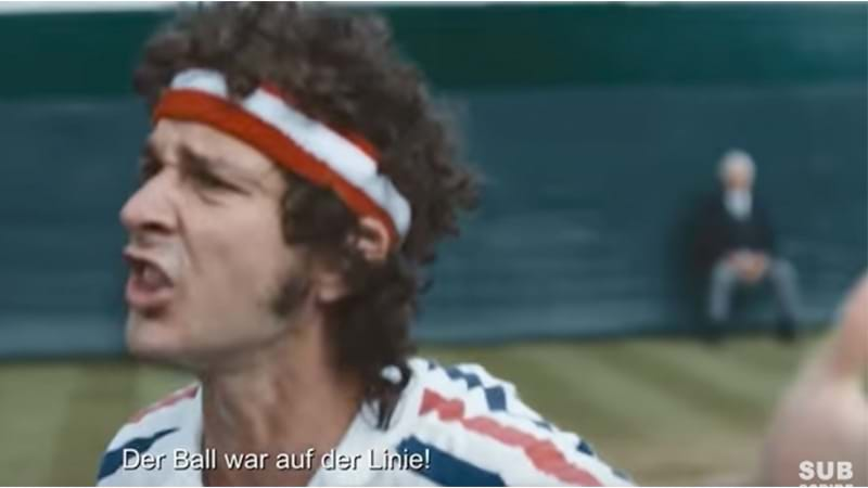 Article heading image for See Shia LeBeouf Blow Up As John McEnroe In First Trailer