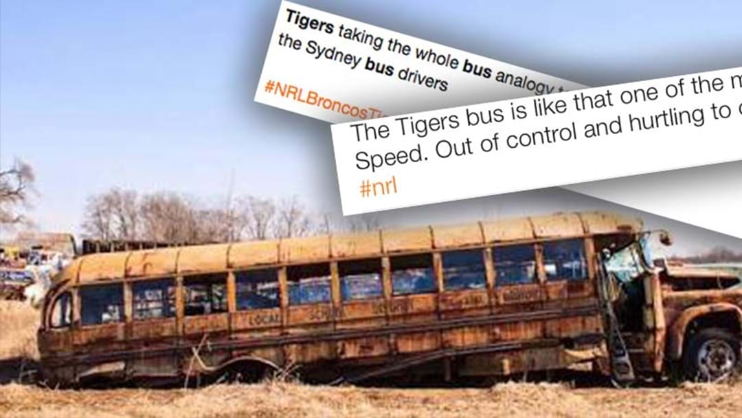 People Are Savaging The Tigers On Social Media