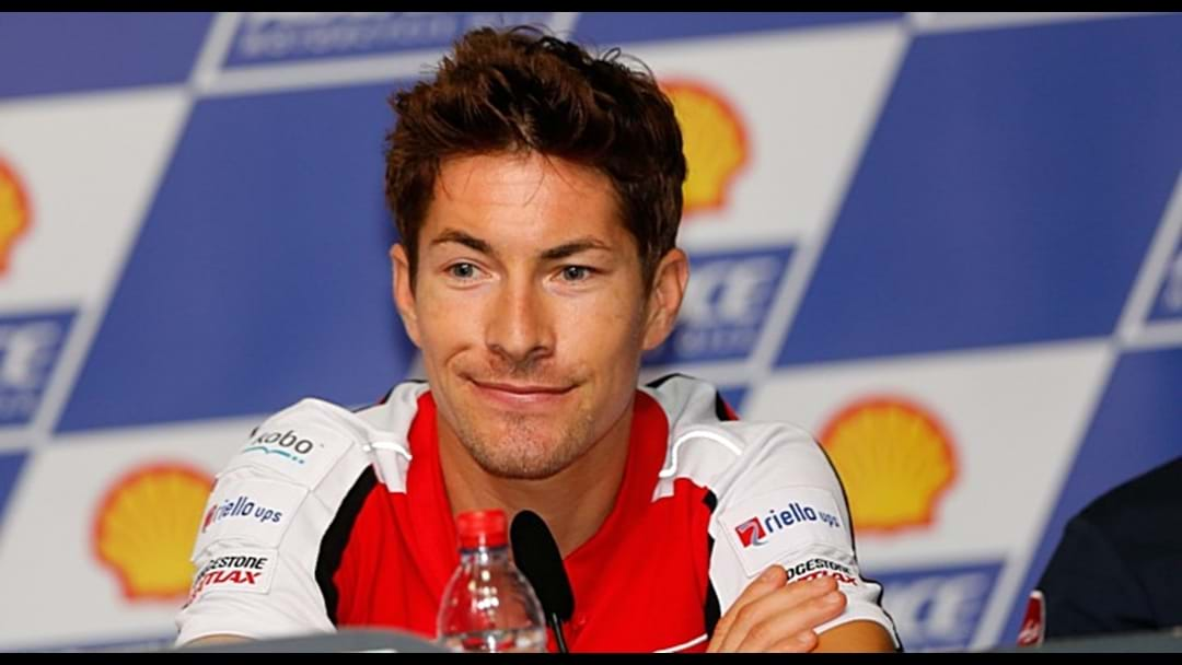 Motorbike Racing Star Nicky Hayden Dead At 35