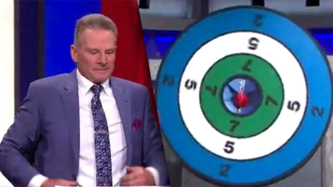 Sam Newman Injured During Taping Of The Footy Show
