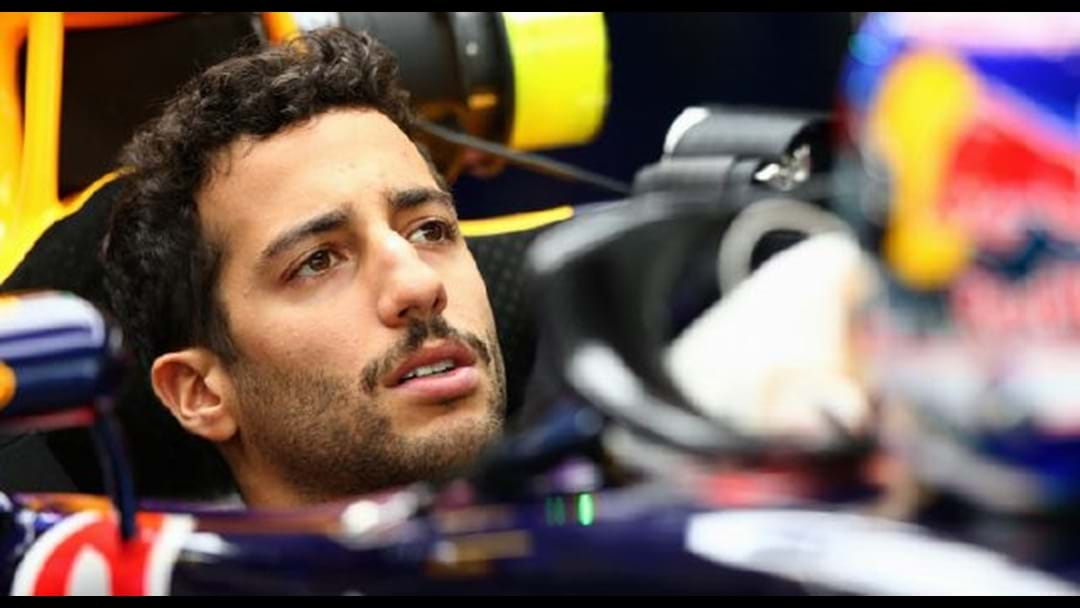 Daniel Ricciardo Waiting, Wishing For Engine Upgrade