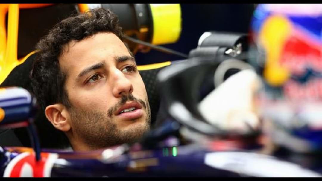 Daniel Ricciardo Waiting, Wishing For Engine Upgrade