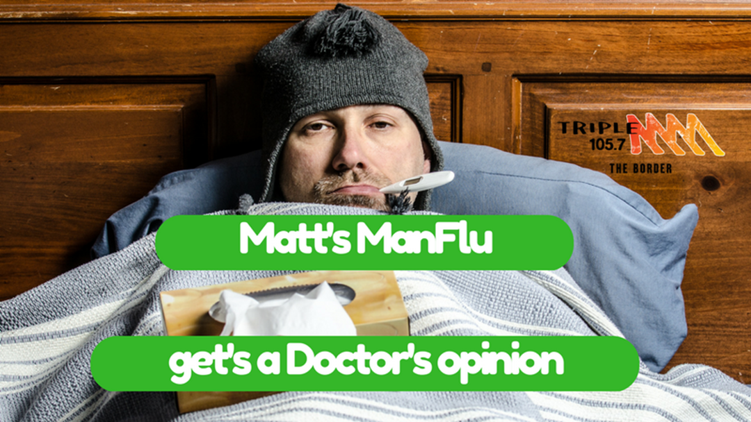 Is the Man Flu a real thing?