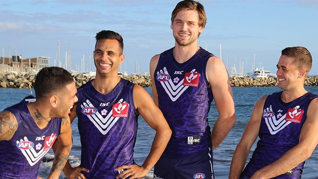 Fremantle Are Set To Break A Record This Week For Most Indigenous Players In A Game