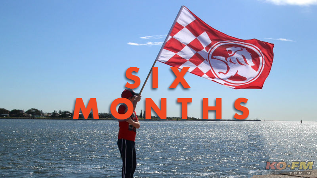 Only Six Months Until Newcastle Supercars!