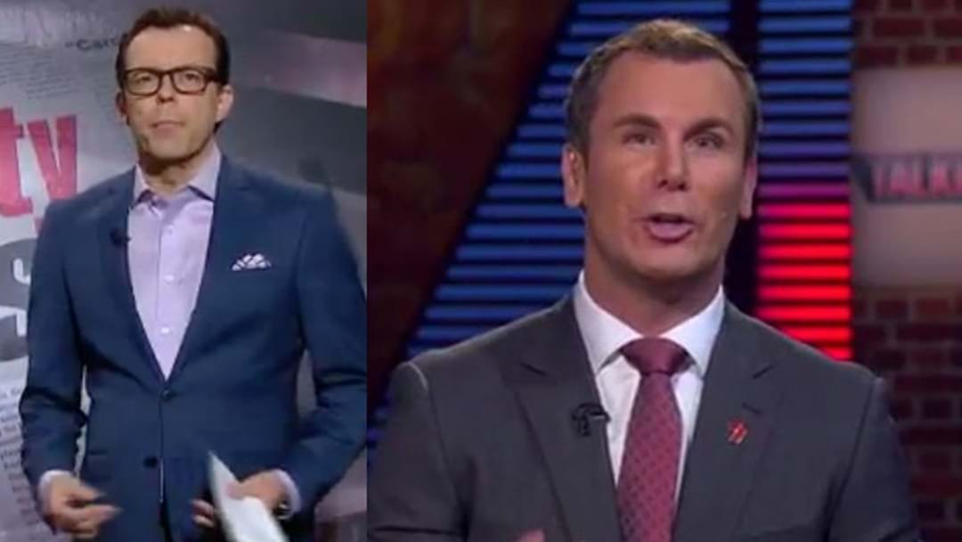 Damian Barrett Hits Back At Wayne Carey Over The 'Blowtorch'