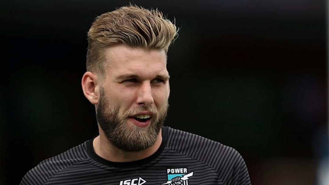 Is Jacko Going To Continue Playing For Port Next Year?