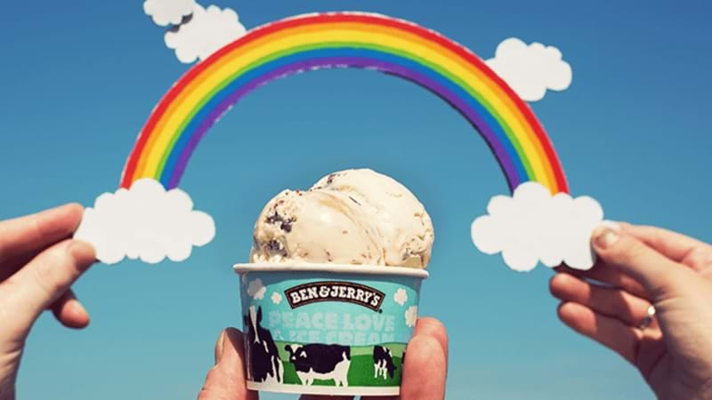 Ben & Jerry's renews efforts to push for marriage equality in Australia