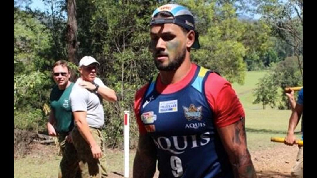 Nathan Peats Takes The Piss Out Of Parramatta's State-Of-The-Art Stadium
