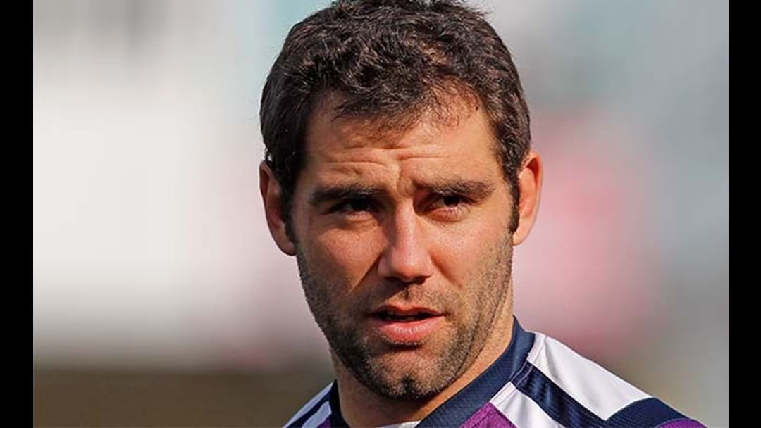 Ricky Stuart Shuts Down Cam Smith With Just Five Words