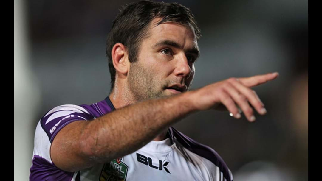Cam Smith's Swipe At Former Maroons Teammate