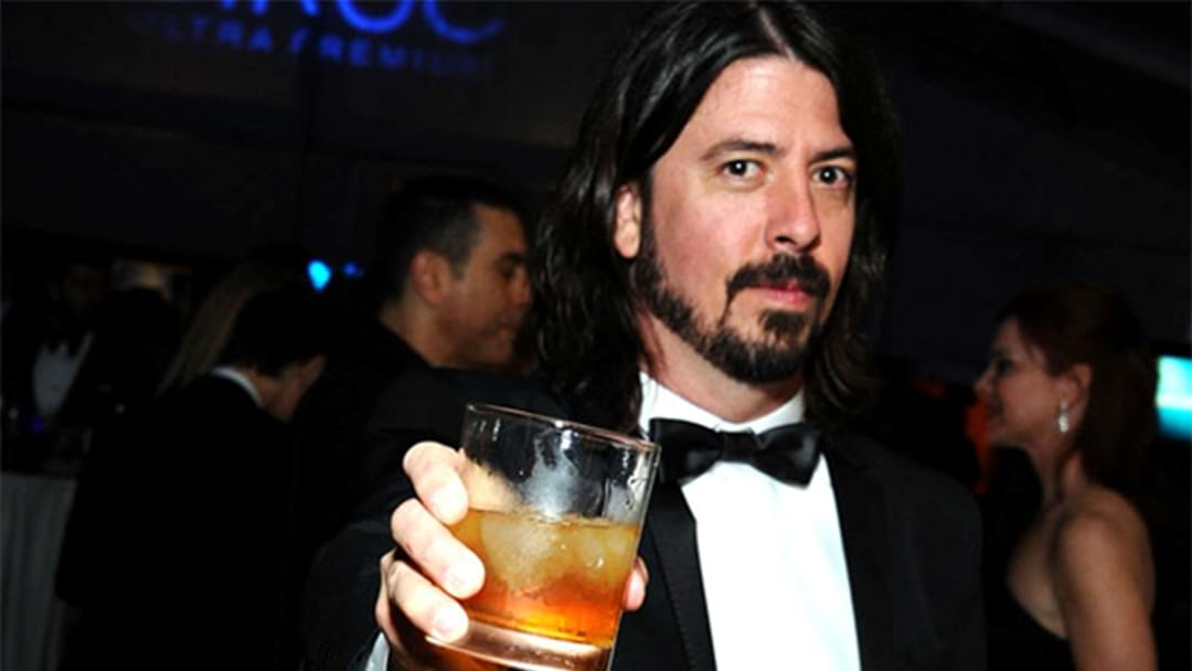 Foo Fighters Release Limited Edition Wine