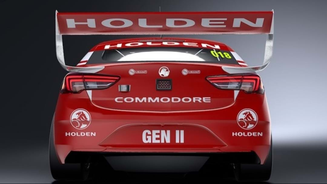 2018 Commodore Supercar Work Speeds Up