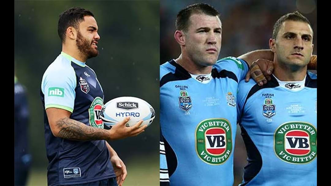Gallen And Farah Out, Walker To Stay For Origin Game II?
