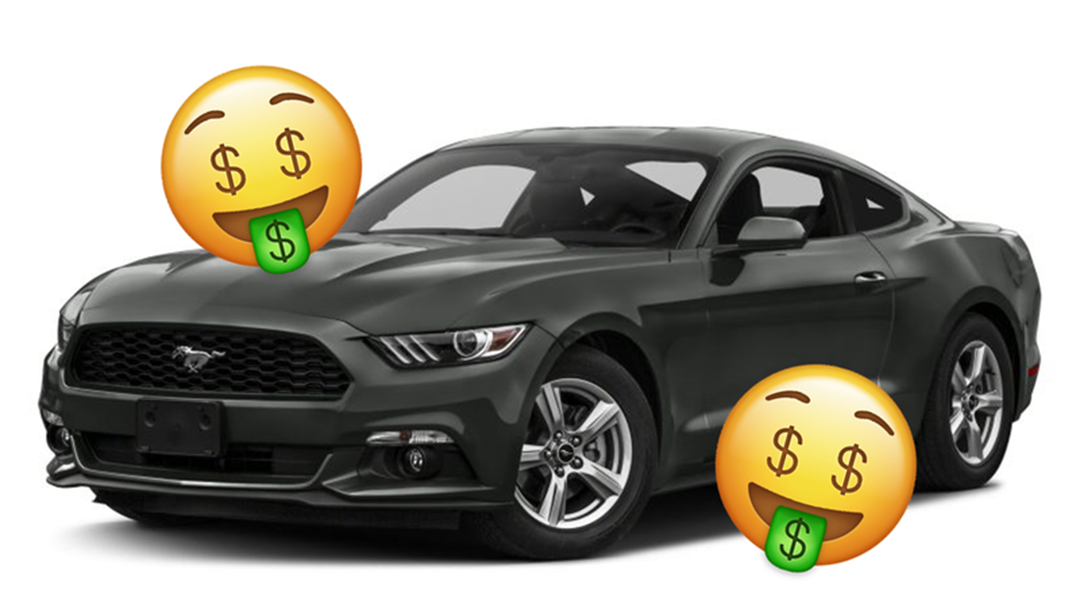 TSV Pensioners Won Enough $$$ To Buy 12 Stangs!
