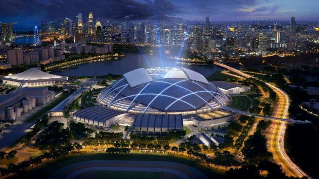 Reports Origin For Singapore