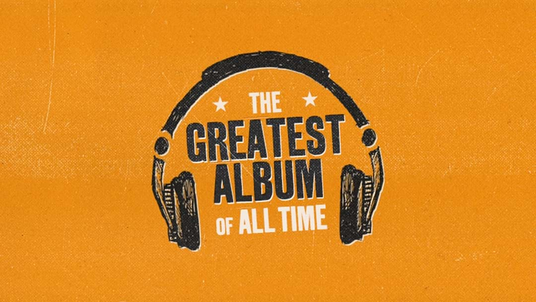 What is the GREATEST album of all time?