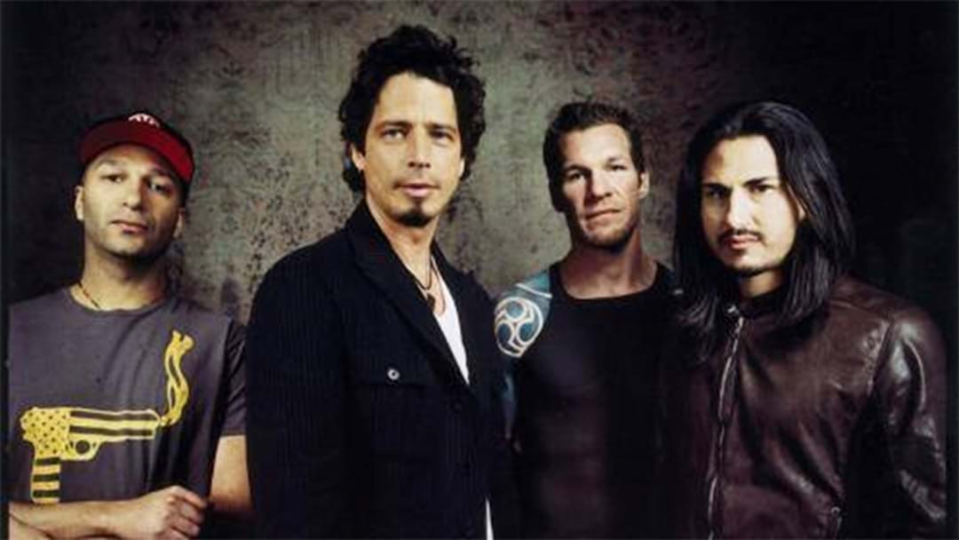 WATCH: Audioslave Perform Hit Single For Chris