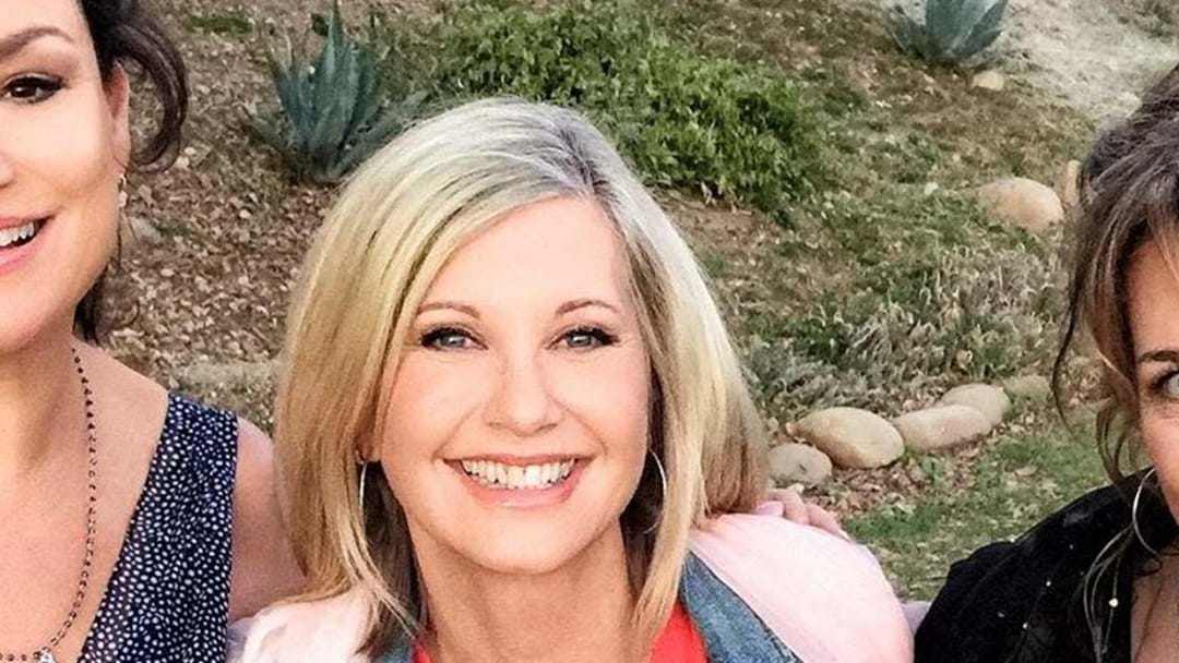 Olivia Newton-John Has Revealed She Has Breast Cancer Again