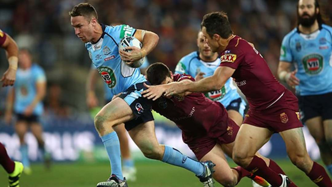 It's The First Time In 12 Years That QLD Hasn't Been Favourites At Suncorp