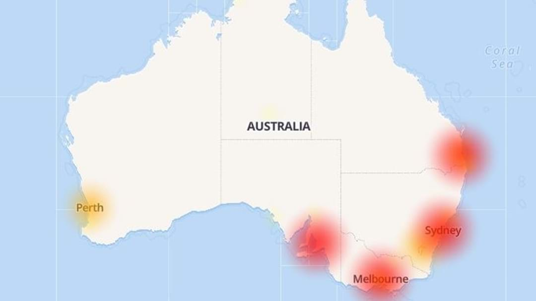 Australia Worst Hit In Mass Email Outage