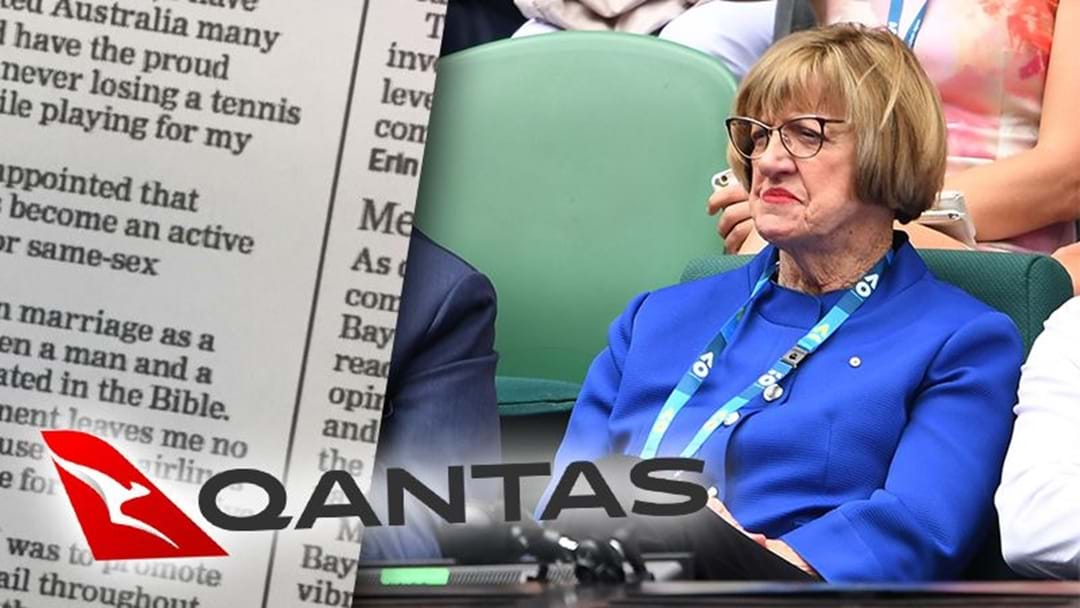 Margaret Court Has Gone Even Harder