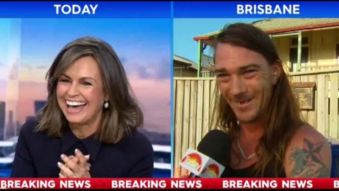 Aussie Undies Crash Hero Lands Himself In Court